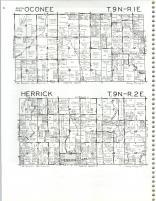 Map Image 001, Shelby County 1985